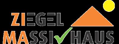 Ziegel Massivhaus Logo